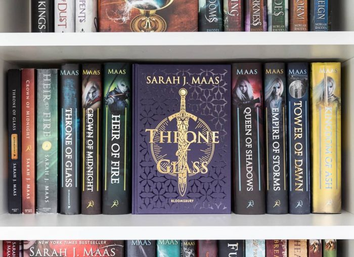 Throne of Glass Collector's Edition UK