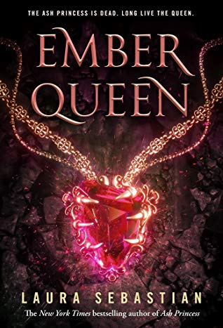 Ember Queen by Laura Sebastian