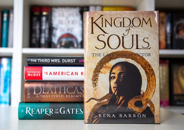 On my TBR list: Kingdom of Souls by Rena Barron