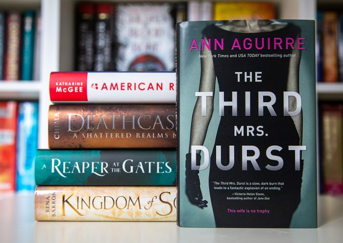 On my TBR list: The Third Mrs. Durst by Ann Aguirre