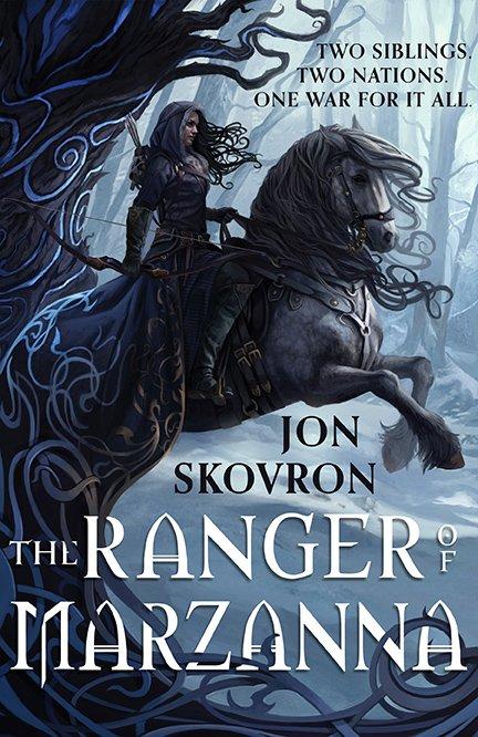 The Ranger of Marzanna by Jon Skovron