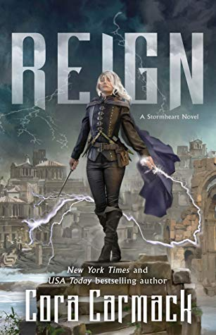Reign by Cora Carmack