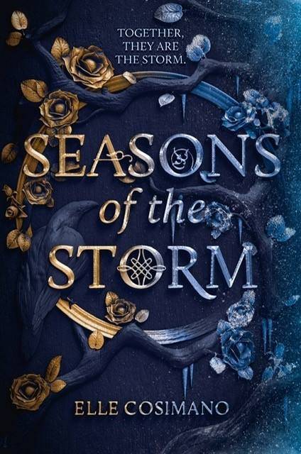 Seasons of the Storm by Elle Cosimano