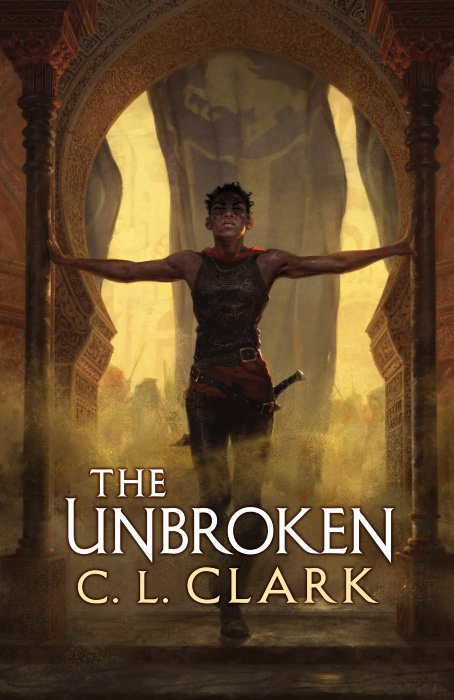 The Unbroken by C.L. Clark