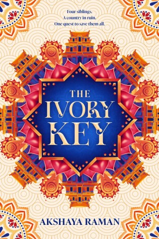The Ivory Key by Akshaya Raman