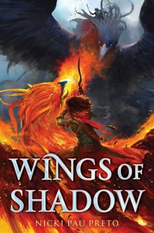 Wings of Shadow by Nicki Pau Preto