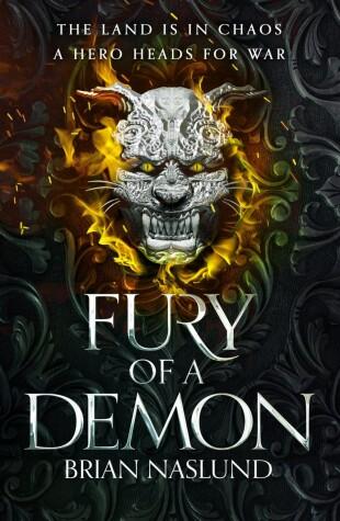 Fury of a Demon by Brian Naslund