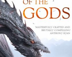The Shadow of the Gods by John Gwynne – Good, but not great