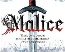 Not impressed with Malice by John Gwynne (The Faithful and the Fallen #1)